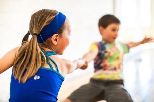Kids Yoga Party