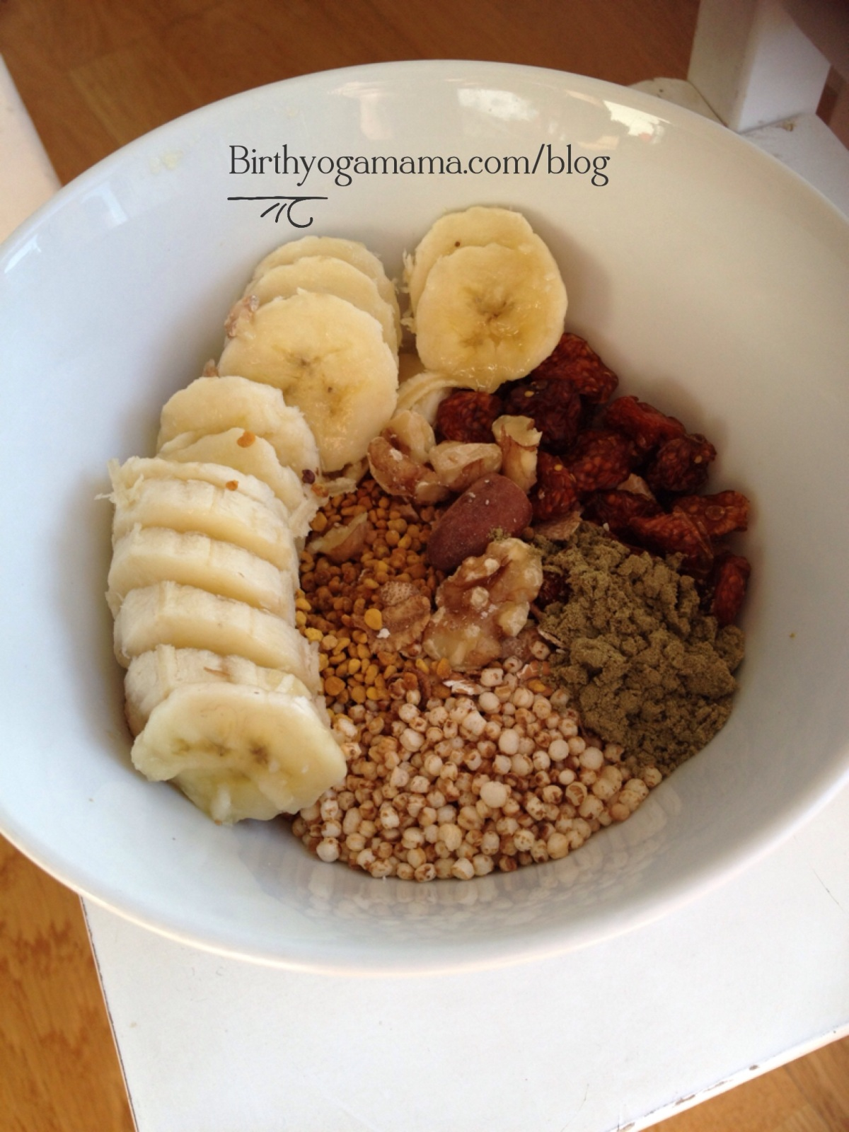breakfast, oatmeal