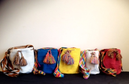 £60 | IT Bags Wayuu 100% Hand woven cotton (Contact me if you are looking for a specific color)